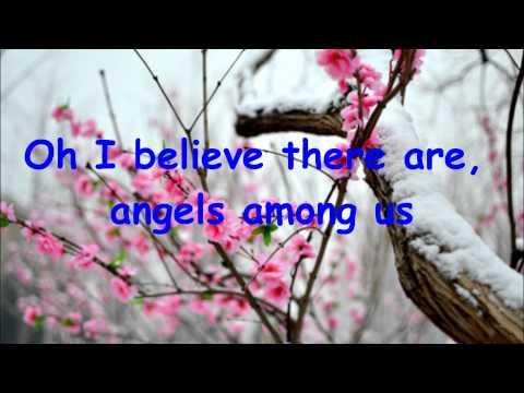 Demi Lovato - Angels Among Us w/Lyrics