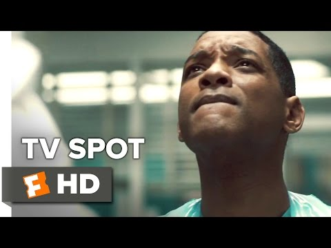 Concussion TV SPOT - Won't Back Down (2015) -  Will Smith, Gugu Mbatha-Raw Movie HD