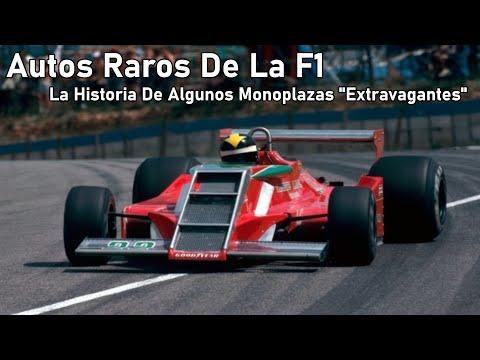 Autos RAROS De La F1! | La Historia De Esos Monoplazas 'Extravagantes'