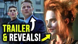 Gotham Season 5 TRAILER & 10 YEAR Time Jump?!