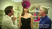 Making of the Philip Treacy Orchid Hats - YouTube f2cb34d2c1e8