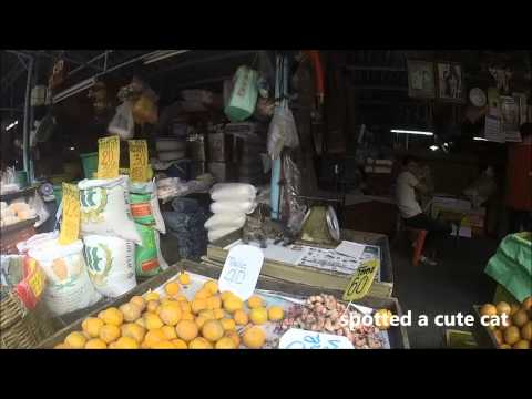 Klong Toey Wet Market and Thai Cooking Class