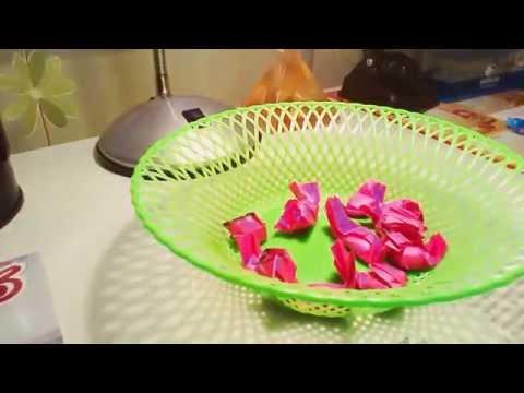 Пробы конфет