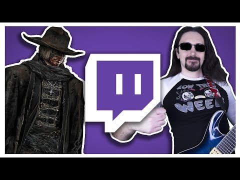 """[LIVE FROM TWITCH] Bloodborne - Father Gascoigne """"Epic Metal"""" Cover (Little V)"""