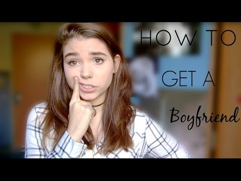 How To Get A Boyfriend If You're Shy!