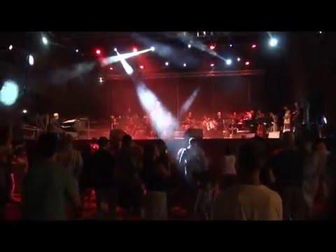 Ludovico Einaudi & Orchestra popolare NdT - Bari, 30 giugno 2012