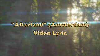 """""""Amsterdam"""" New More to See..... by GIAMPAOLO CARERI (Video Lyric)"""