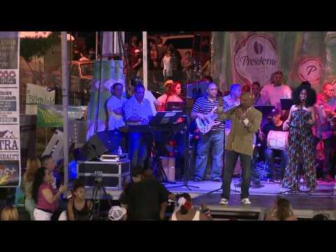 Rubby Perez (Festival Dominicano de Perth Amboy 2012)
