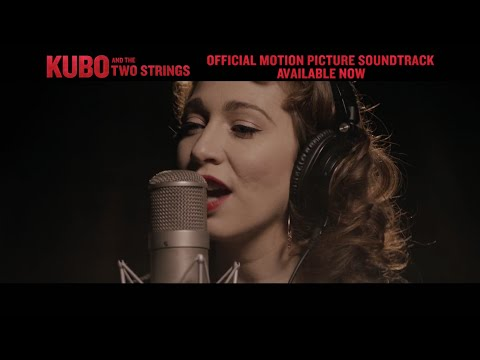"""Regina Spektor - """"While My Guitar Gently Weeps"""" - Official Video (From Kubo And The Two Strings)"""