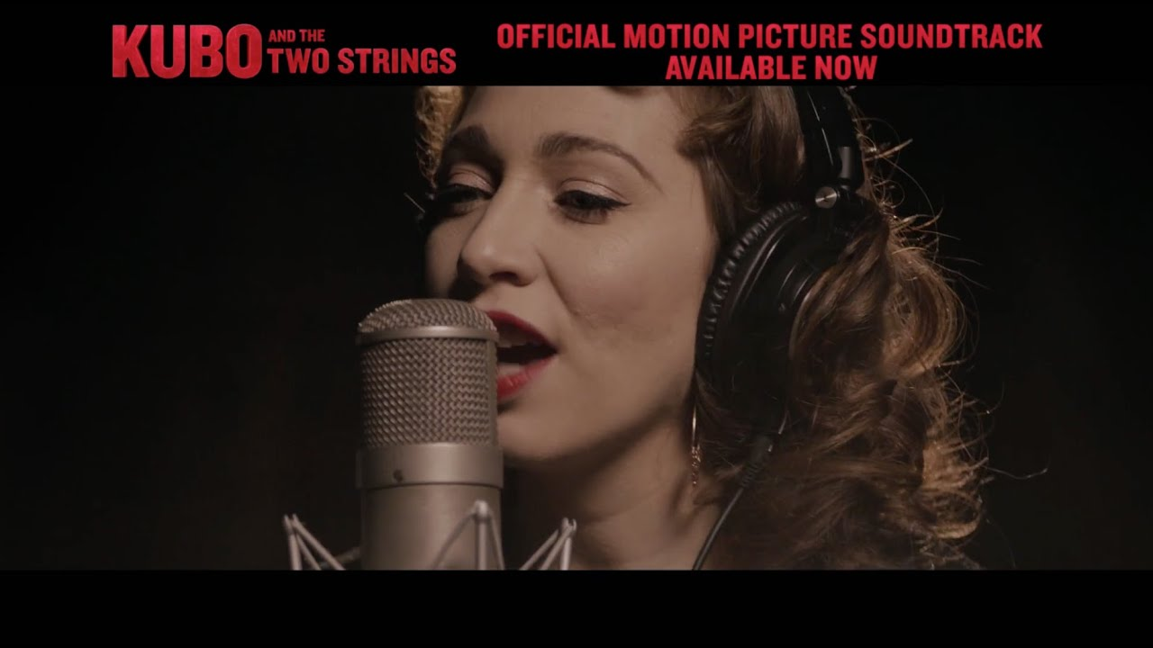 """Download Regina Spektor - """"While My Guitar Gently Weeps"""" - Official Video (From Kubo And The Two Strings)"""