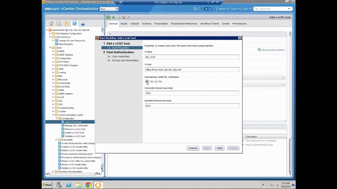 Vmware vcac 60 leverage vco workflows with machine blueprints vmware vcac 60 leverage vco workflows with machine blueprints youtube xflitez Gallery