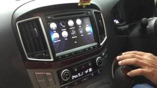 Hyundai H1 2017 cameras