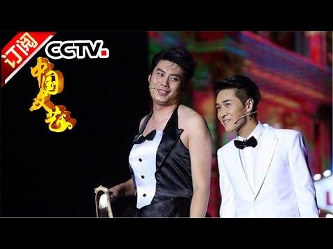 《中国文艺》 20170407 搭档兄弟·王宁 艾伦 | CCTV-4