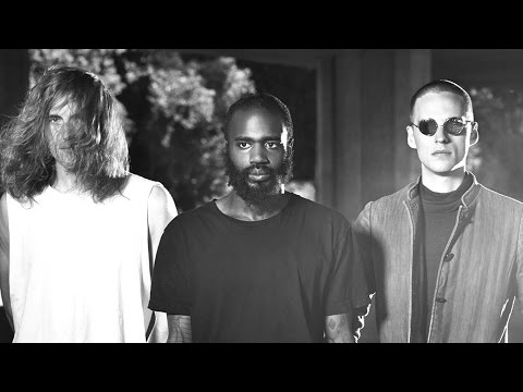 The Sampling of Death Grips