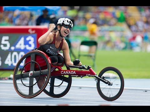 Athletics | Women's 400m - T52 Final  | Rio 2016 Paralympic Games