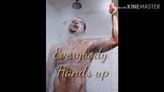 Furkan Soysal Hands up