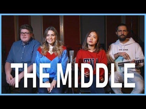 The Middle - ZEDD, Maren Morris, Grey (Voice/Beatbox Cover)