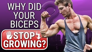 1 Easy Tip For Bigger Biceps FAST! | Stop Making This Rookie Mistake!