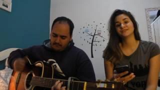 Agora eu quero ir - Anavitória (Cover) Amanda Dapper e Augusto Oliveira.