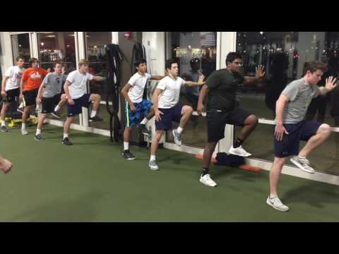 Briar Woods Boys Lacrosse Off-season Workouts