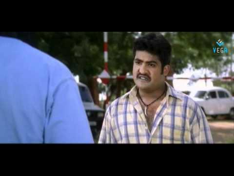 Simhadri Movie - Jr. Ntr Fight Scenes - Ankita, Bhumika Chawla