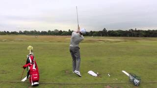 Golf Drill - How to reduce draw
