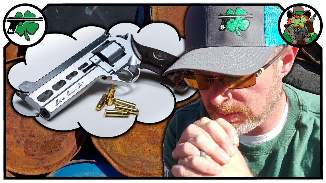 Top 5 Revolvers I Wish I Owned (January 2021 Edition)