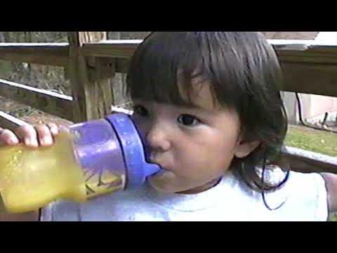 Baby Videos 10 -  Emily Walks!