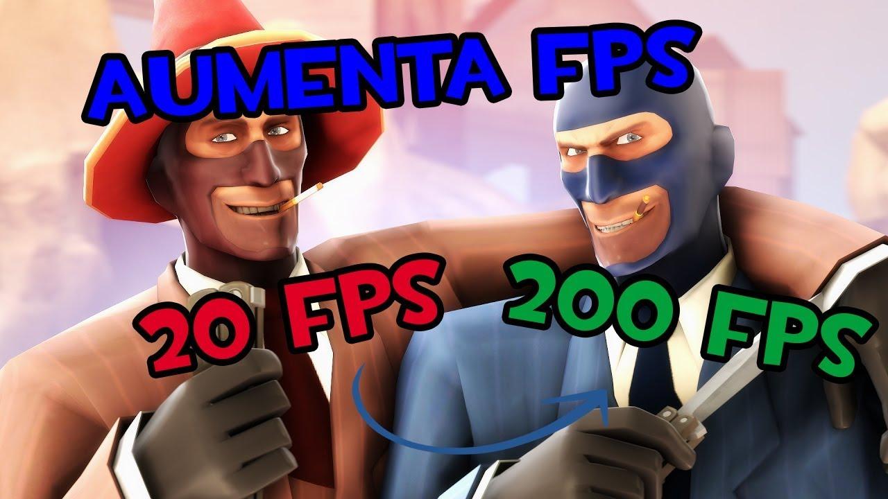 CFG para subir FPS en TF2 2018