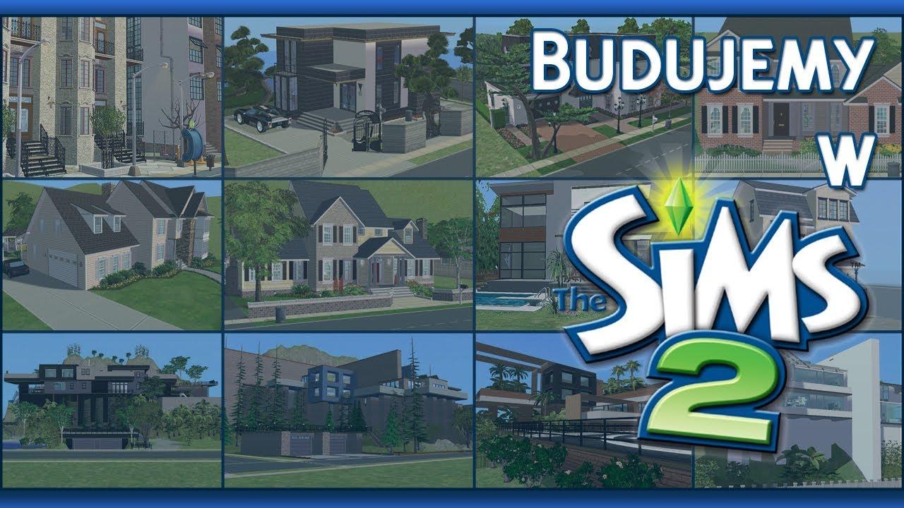 Budujemy na luzie w The Sims 2 #18 ♦ Buduje jakiś randomowy dom :D [ZAPIS Z LIVE]