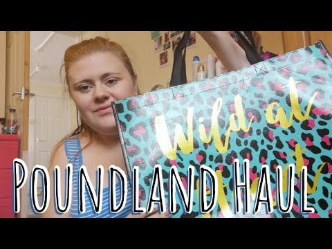 Poundland Haul | Household, Beauty & Halloween | Kylie Louise