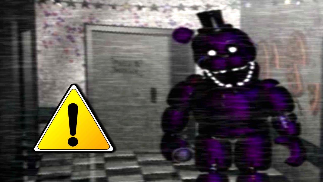 SHADOW FREDDY MOD! | Five Nights at Freddy's 2