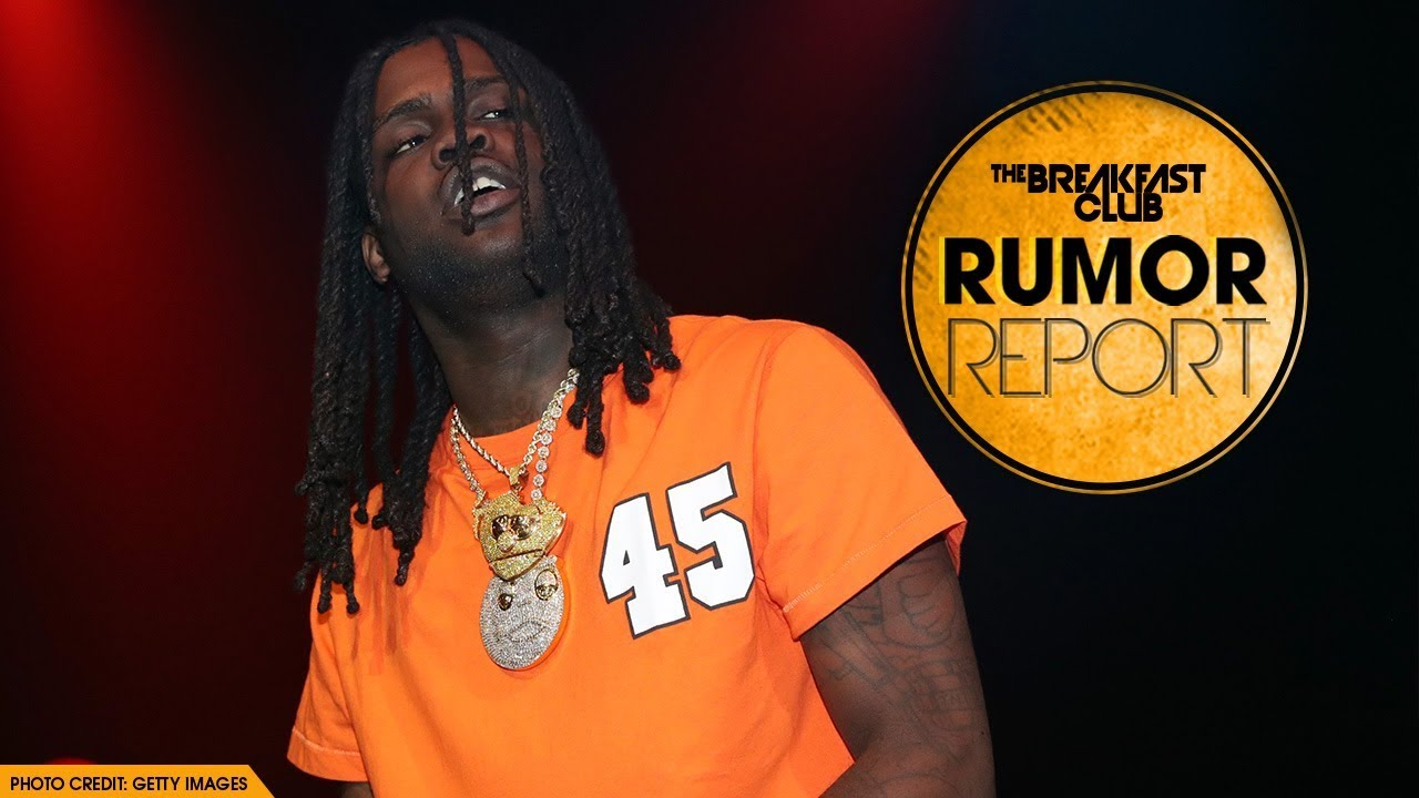 Chief Keef's House Almost Robbed