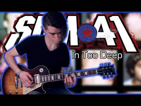 Sum 41 - In Too Deep (Guitar Cover w/ Tabs)