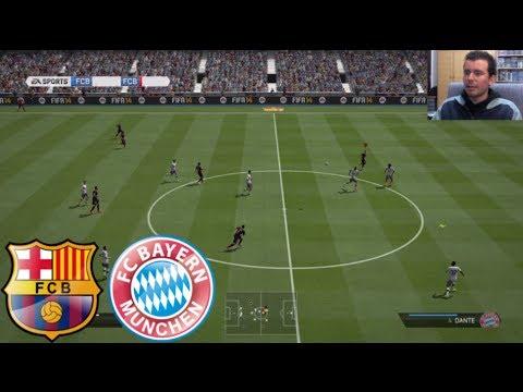 FC Barcelona - Bayern Munich || FIFA 14 ONLINE #17 (XBOX ONE) || Comentado en Español HD 2.0