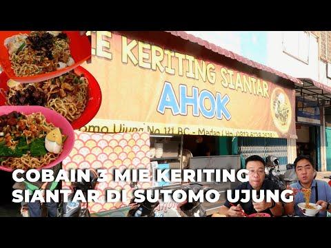 Cobain 3 Mie Keriting di Jl. Sutomo Ujung: yang Mana Favorit MaMa?
