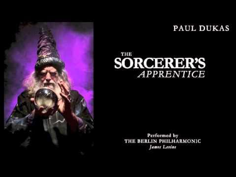 The Sorcerer's Apprentice — Paul Dukas
