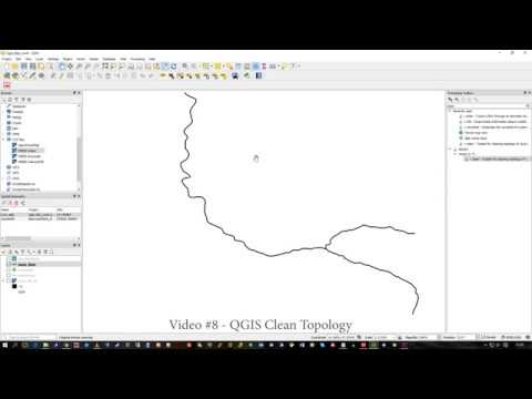 Clean Topology in QGIS 3 0 3