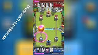 Mega Knight best deck newly formed by Pakshal (Mr gangster)