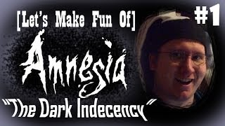 [LMFO] Amnesia: The Dark Indecency #1: B-B-B-BOOKS!
