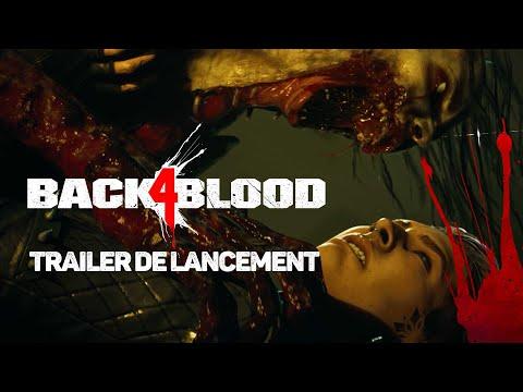 Back 4 Blood - Trailer Officiel de Lancement