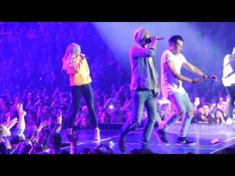 24k Magic - Thomas Rhett, Kelsea Ballerini, Ryan Hurd, Russell Dickerson live on the Home Team Tour