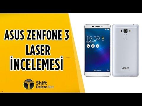 Asus Zenfone 3 Laser inceleme - Orta segmentte başarılı kamera!