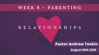 Mildura Church of Christ | Relationships | Parenting