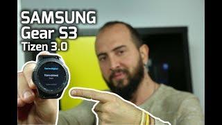 Gear S3 Tizen 3.0 neler getiriyor?