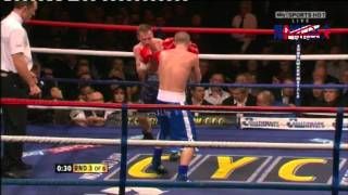 Martin Power vs. Kevin Satchell