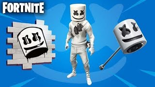 New Marshmello Skin! | Fortnite Live Stream | Above Average PS4 Console Player +143 Wins +4500