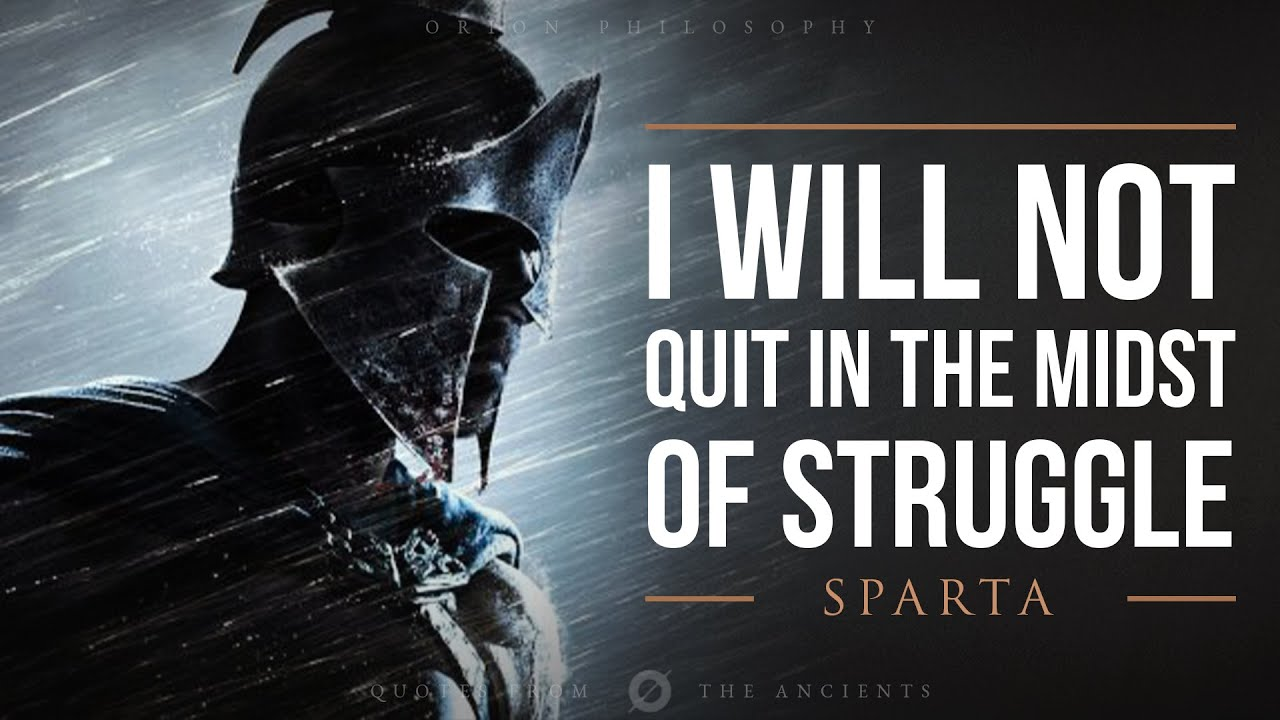 Download Spartan Rules For Life - The Philosophy of Sparta