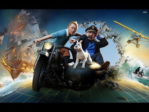 Смотреть онлайн приключения тинтина тайна единорога 2011 мультфильм