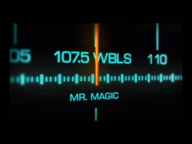 Mr.Magics Rap Attack (9-5-88) w/ Marley Marl on WBLS 107.5